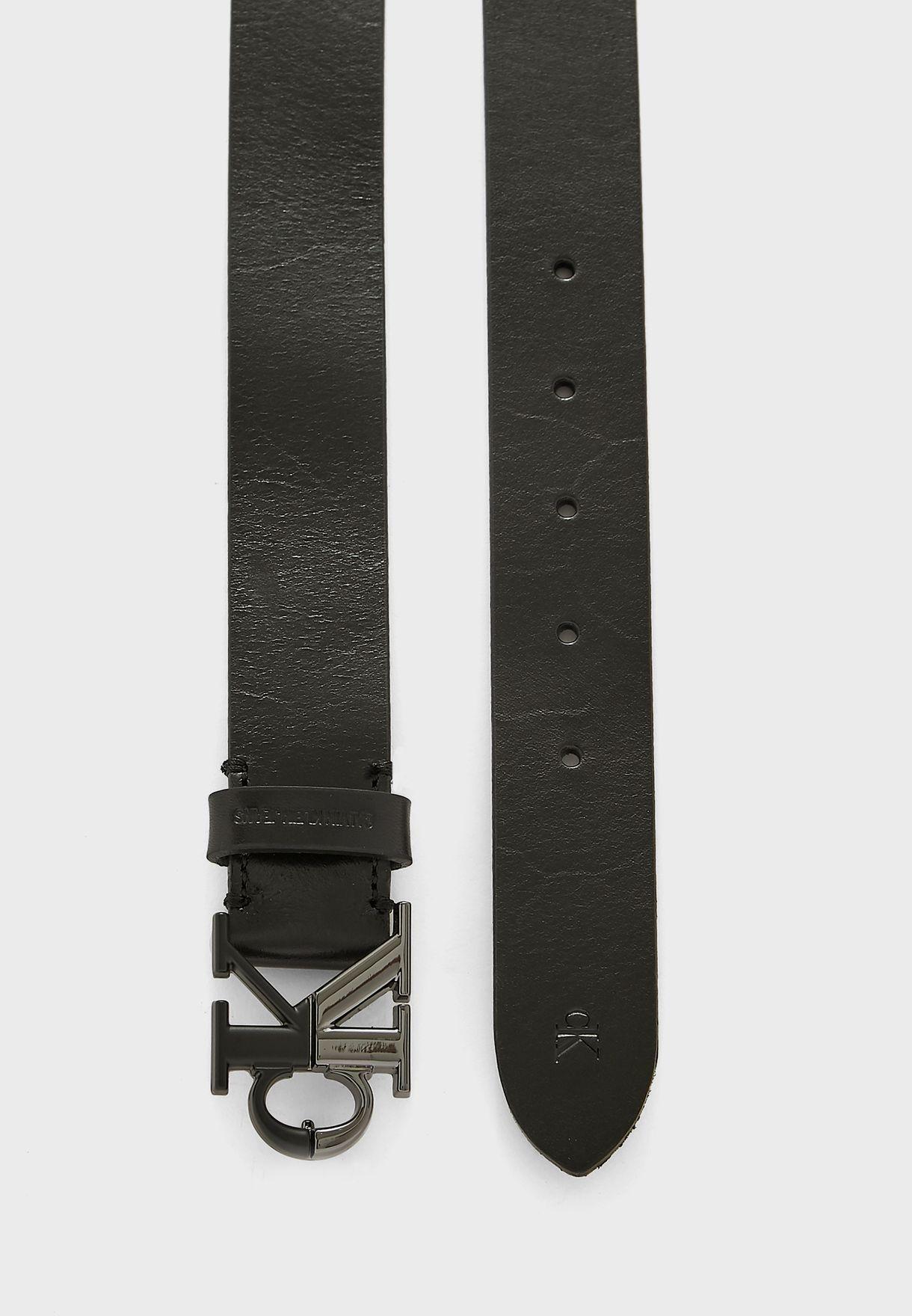 حزام بشعار الماركة