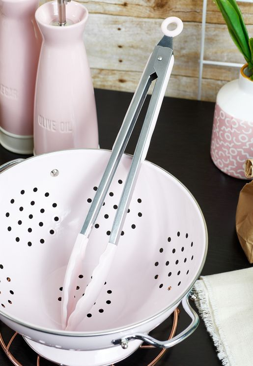 Zing Silicone Tongs