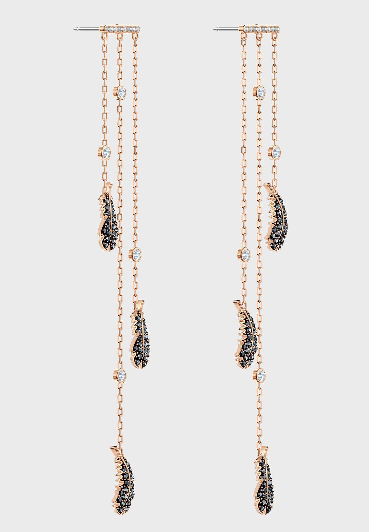 Naughty Chandelier Pierced Drop Earrings