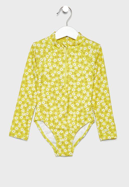 Infant Printed Bodysuit