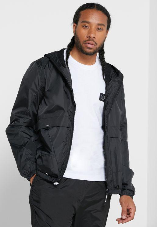 Ripstop Windrunner Jacket