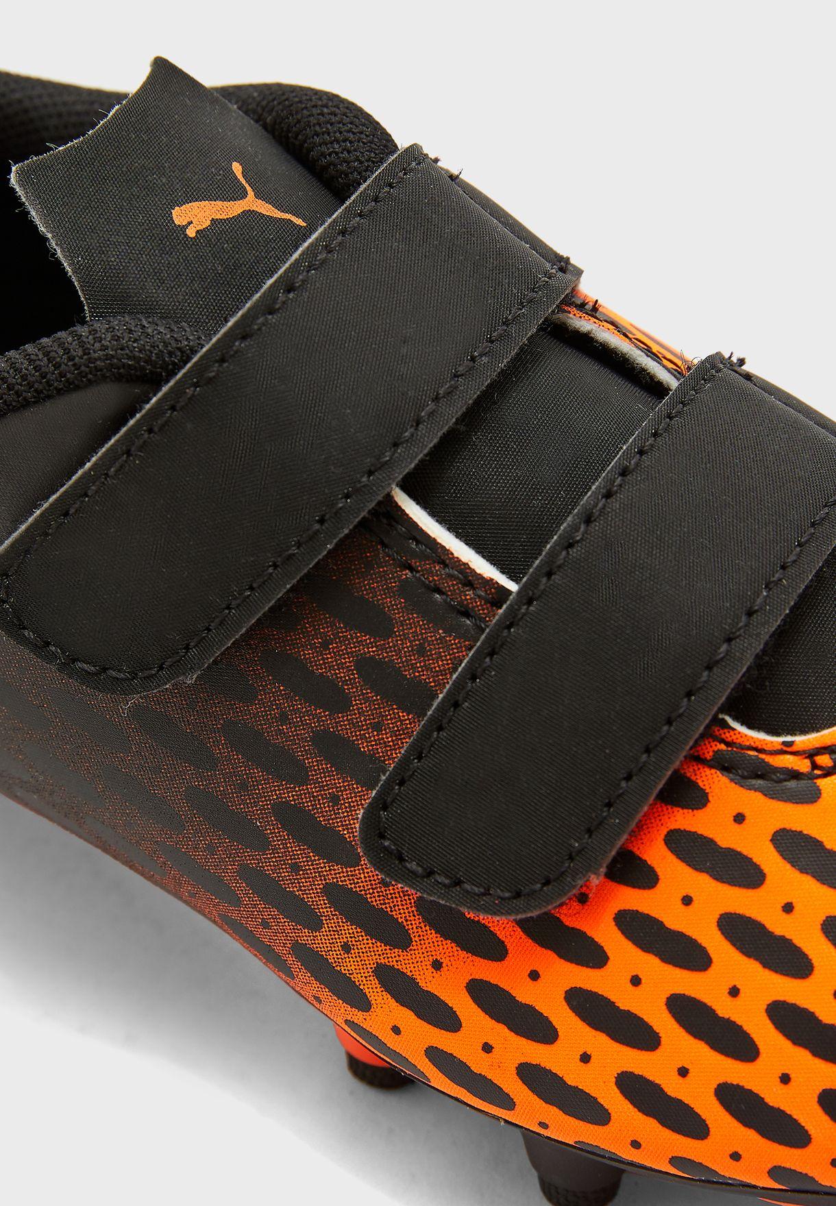 حذاء رياضي بشريطان فيلكرو