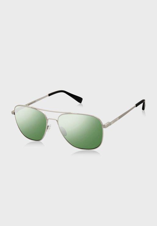 L CO20502 Aviator Sunglasses