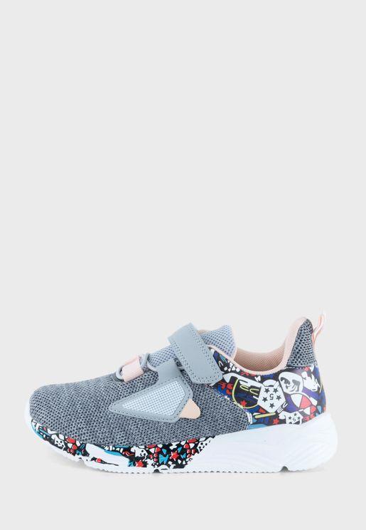 Kids Mila Velcro Sneaker