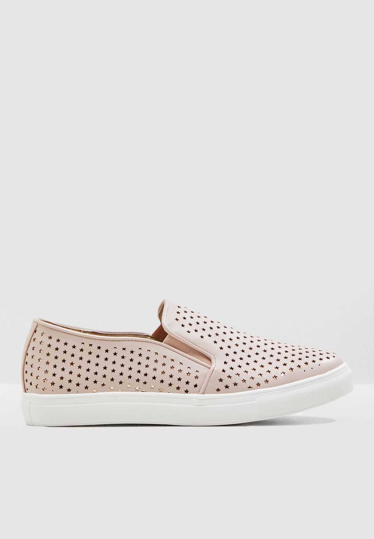 Cut Out Slip On