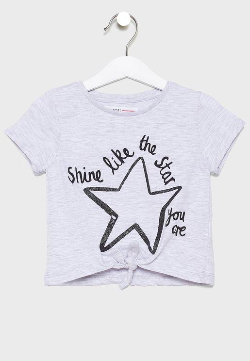 Infant Slogan Top