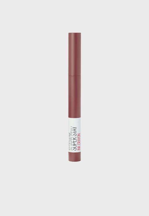 قلم احمر شفاه مطفي سوبر ستاي يدوم طويلًا - انجوي ذا فيو 20
