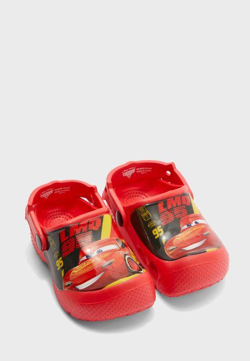 Kids Disney Cars Clog Sandal
