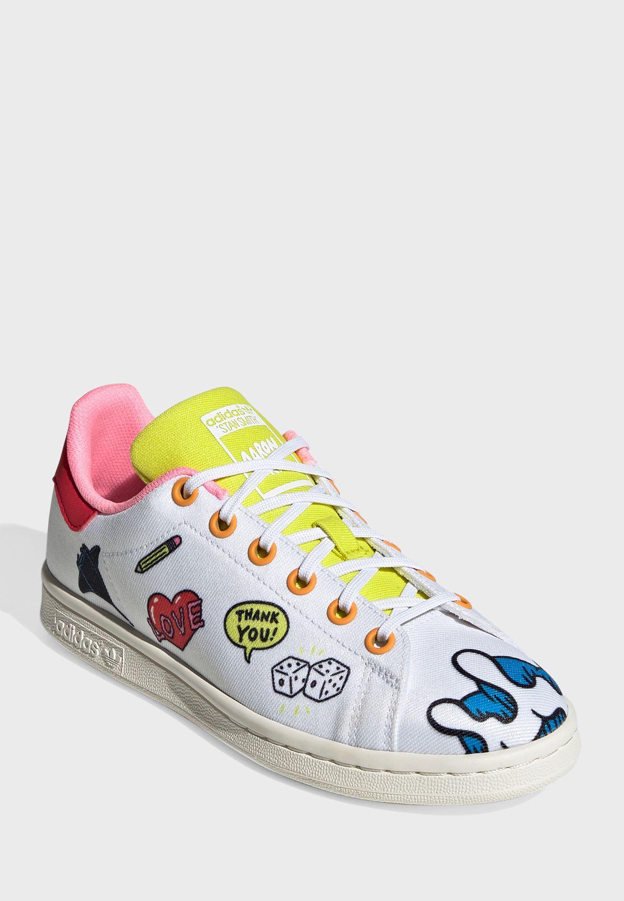 حذاء ستان سميث برايم بي