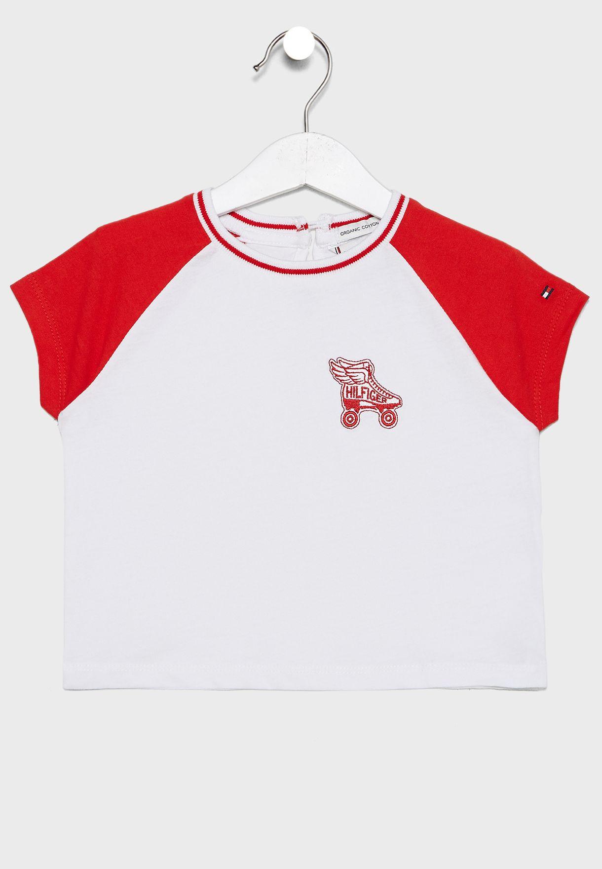 Kids Raglan T-Shirt