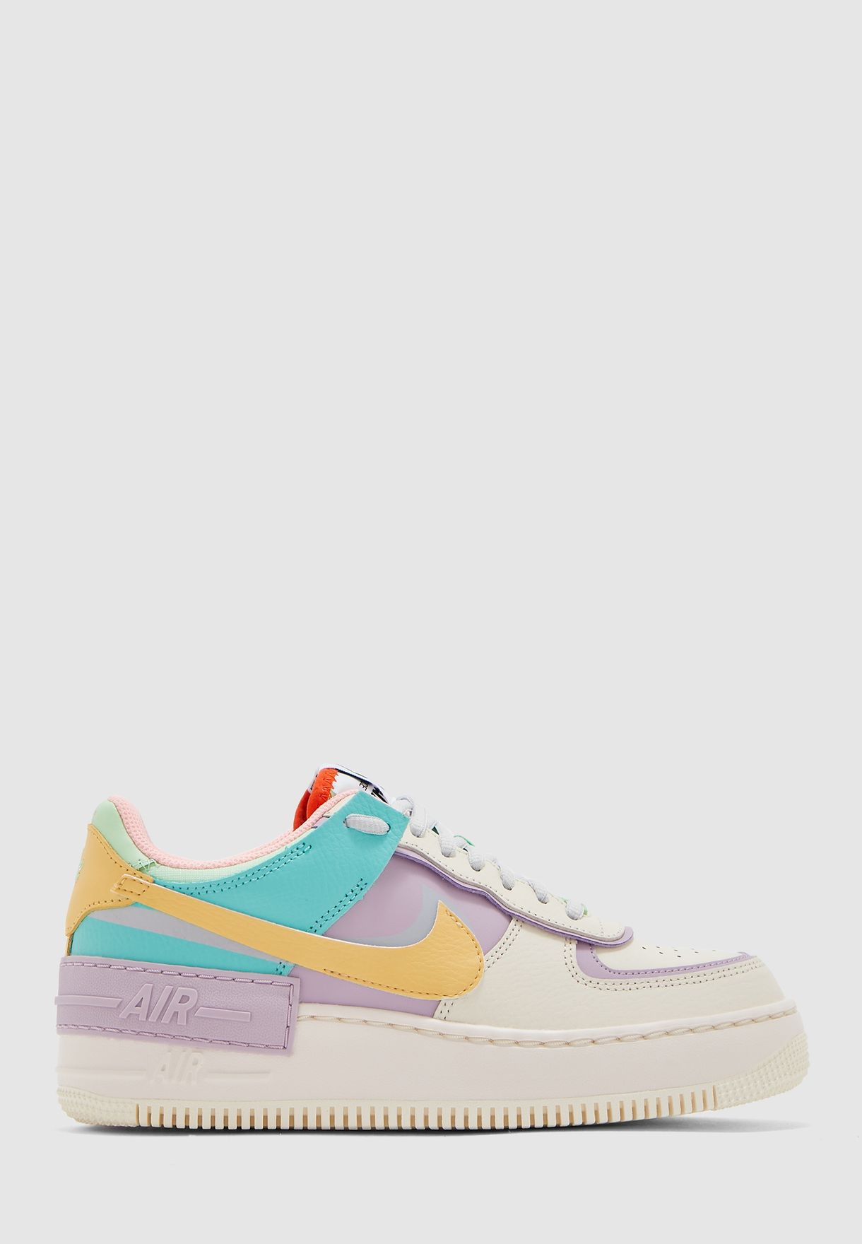 Buy Nike multicolor NSW Air Force 1 for