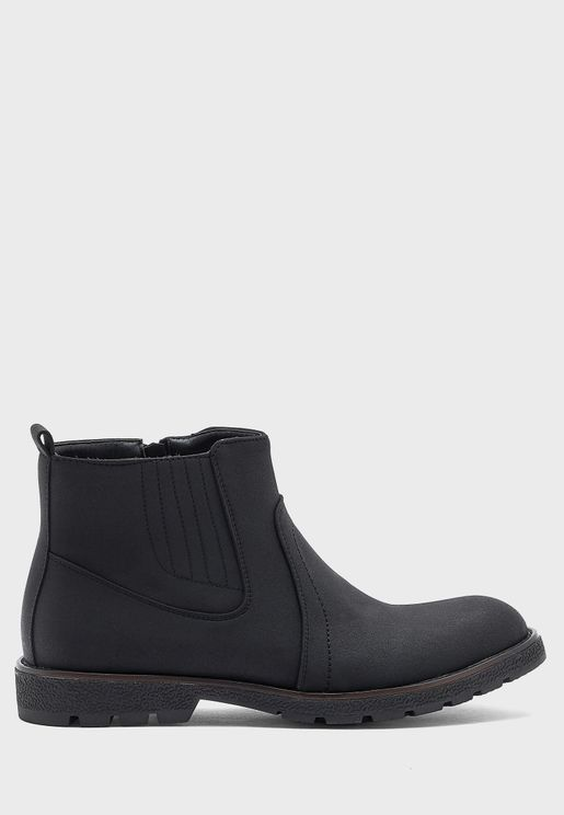 Casual Chelsea Boots