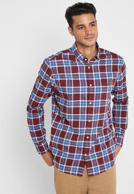 قميص كاروهات