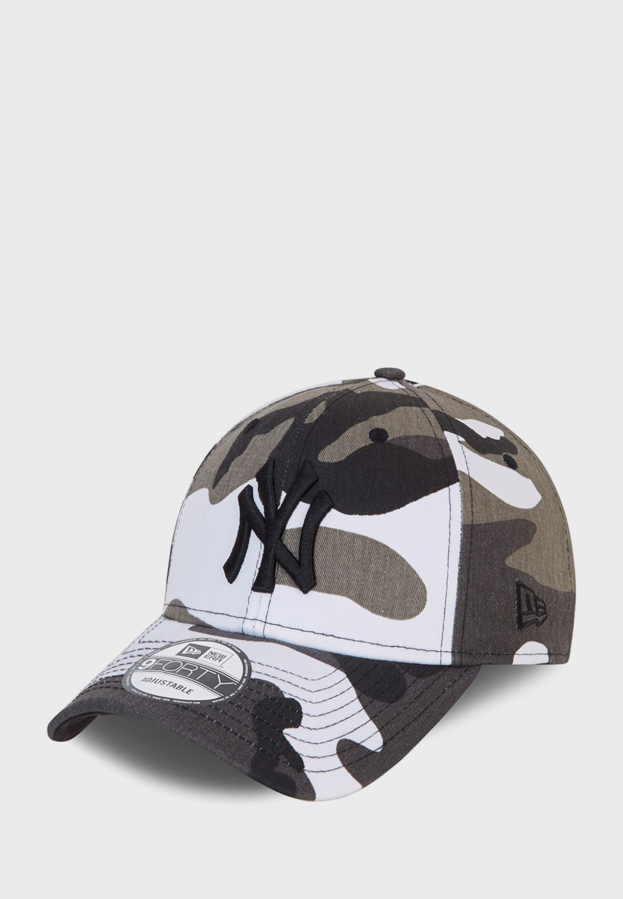39Thirty New York Yankees Camo Cap