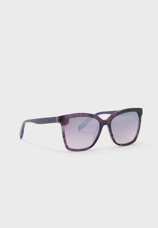 Kl938S Oversized Sunglasses