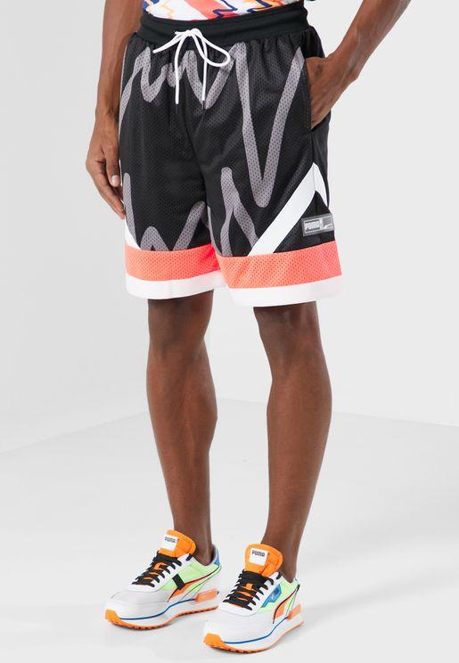 Jaws Mesh Shorts