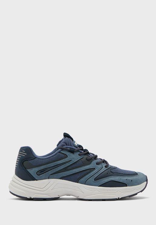 Volume Sole Sneakers