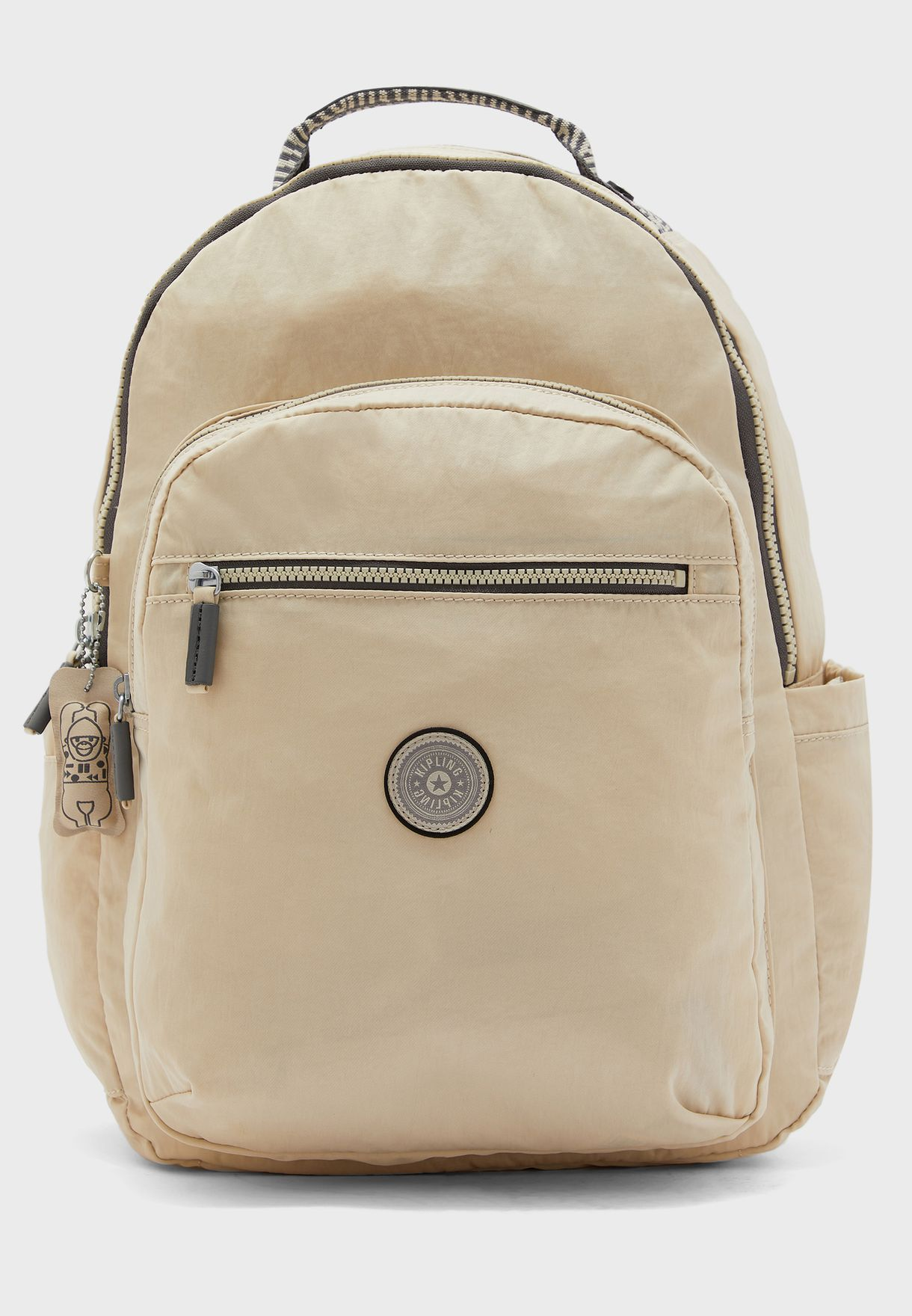 Seoul Ice Ivory Backpack