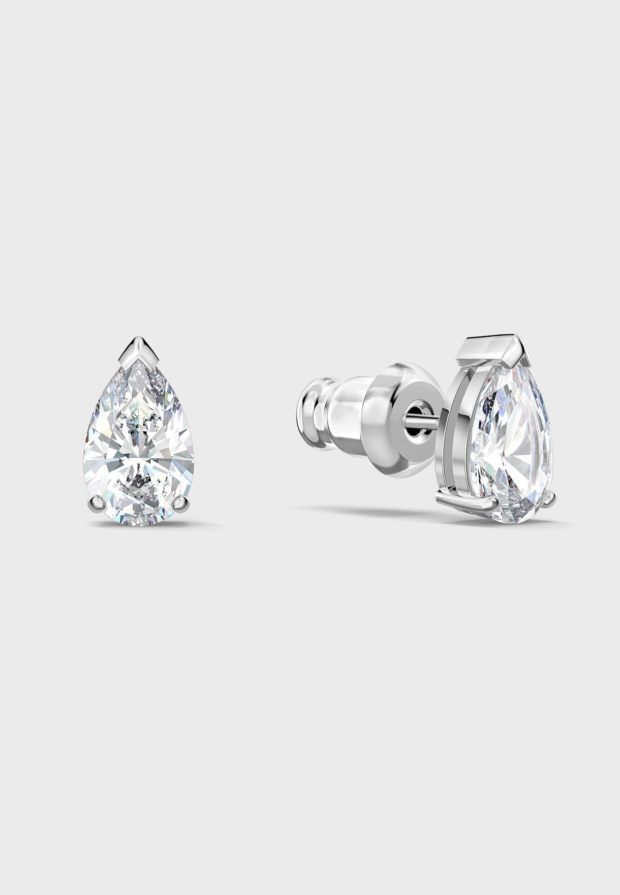 Attract Pear Stud Earrings