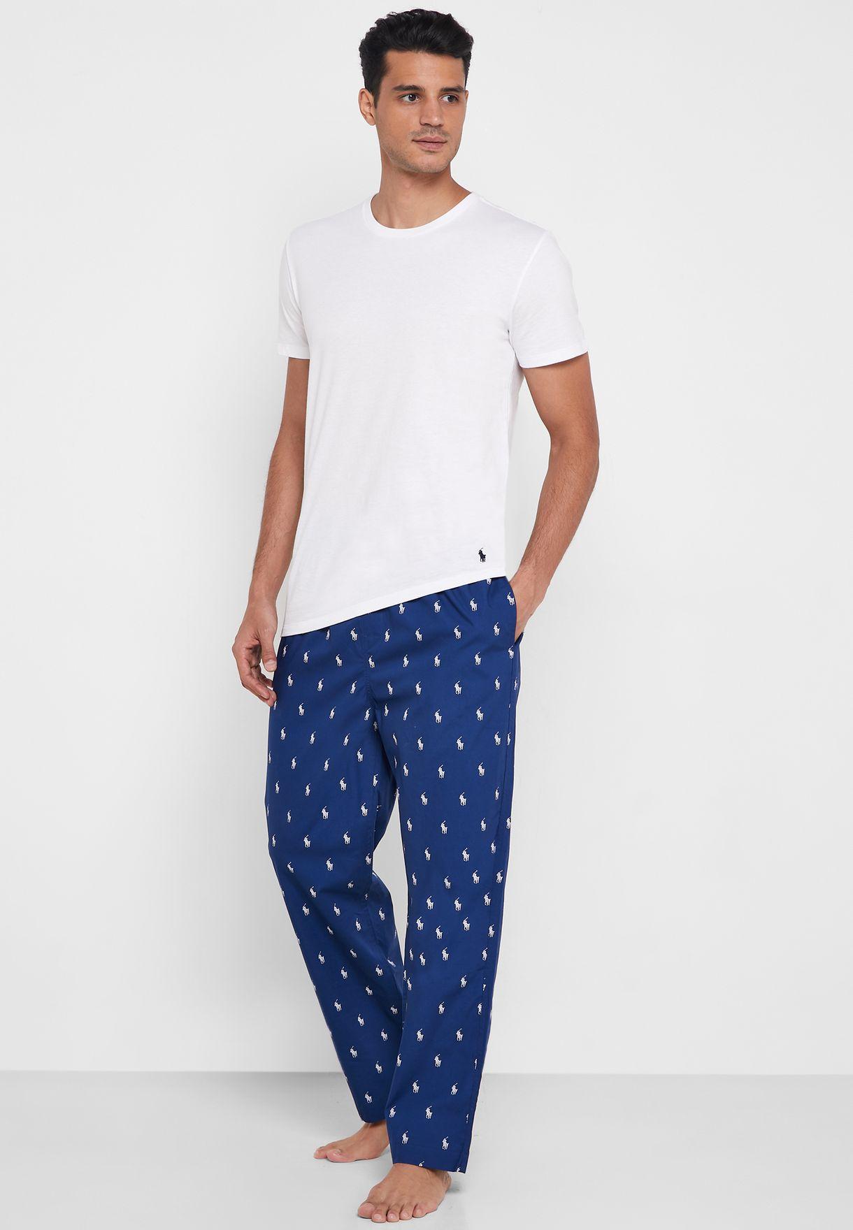 Logo AOP Pyjamas