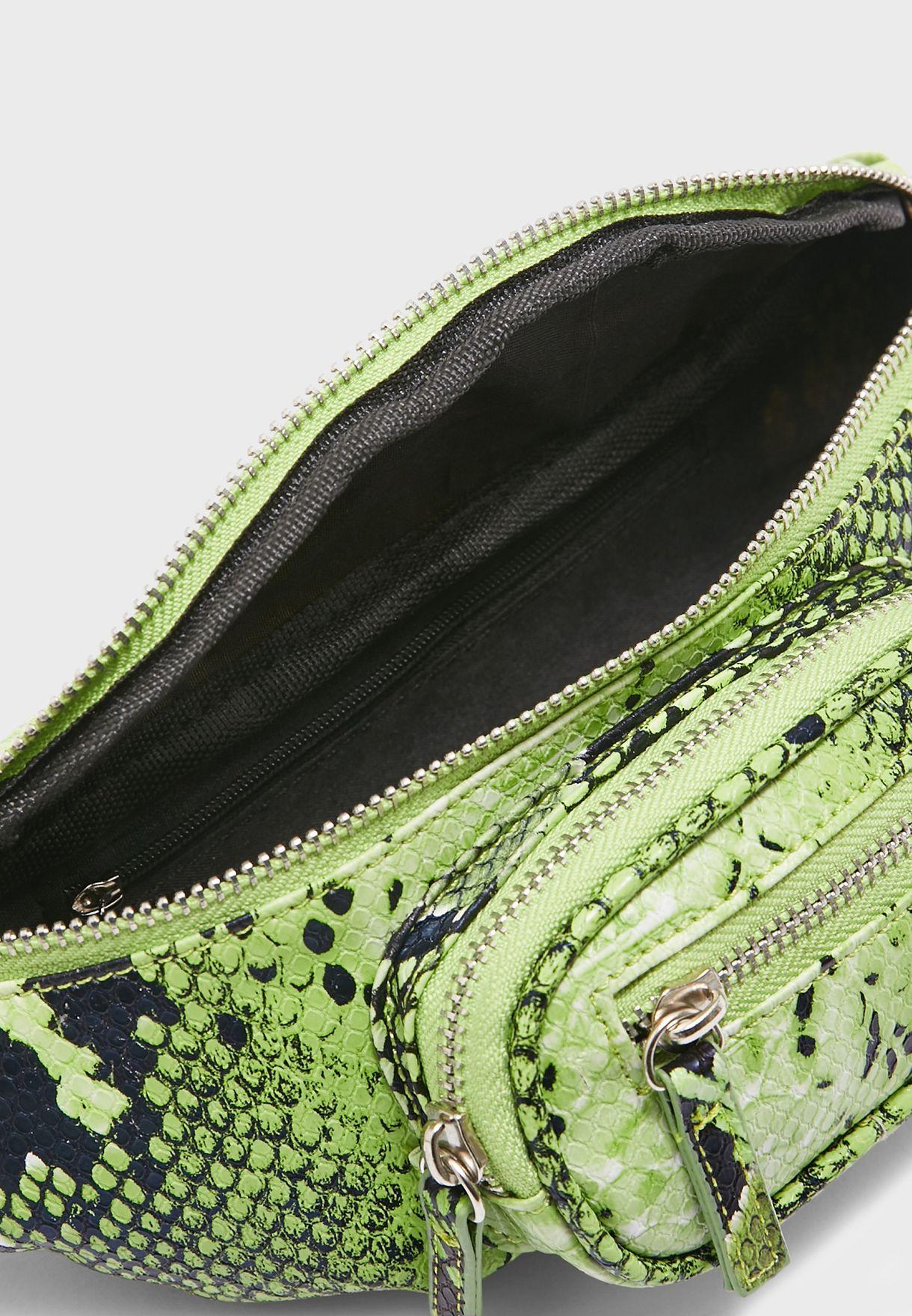 Bum Bag In Neon