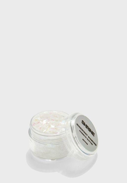 Iridescent Diamond Chunky Glitter