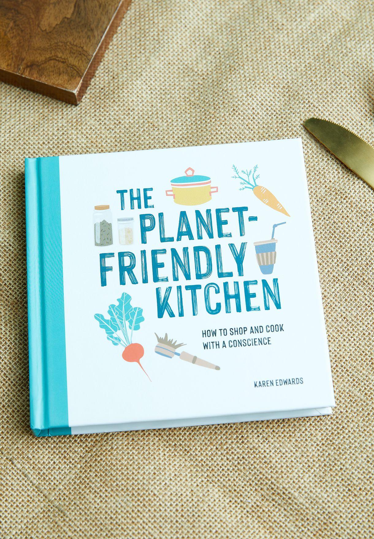 كتاب The Planet-Friendly Cookbook