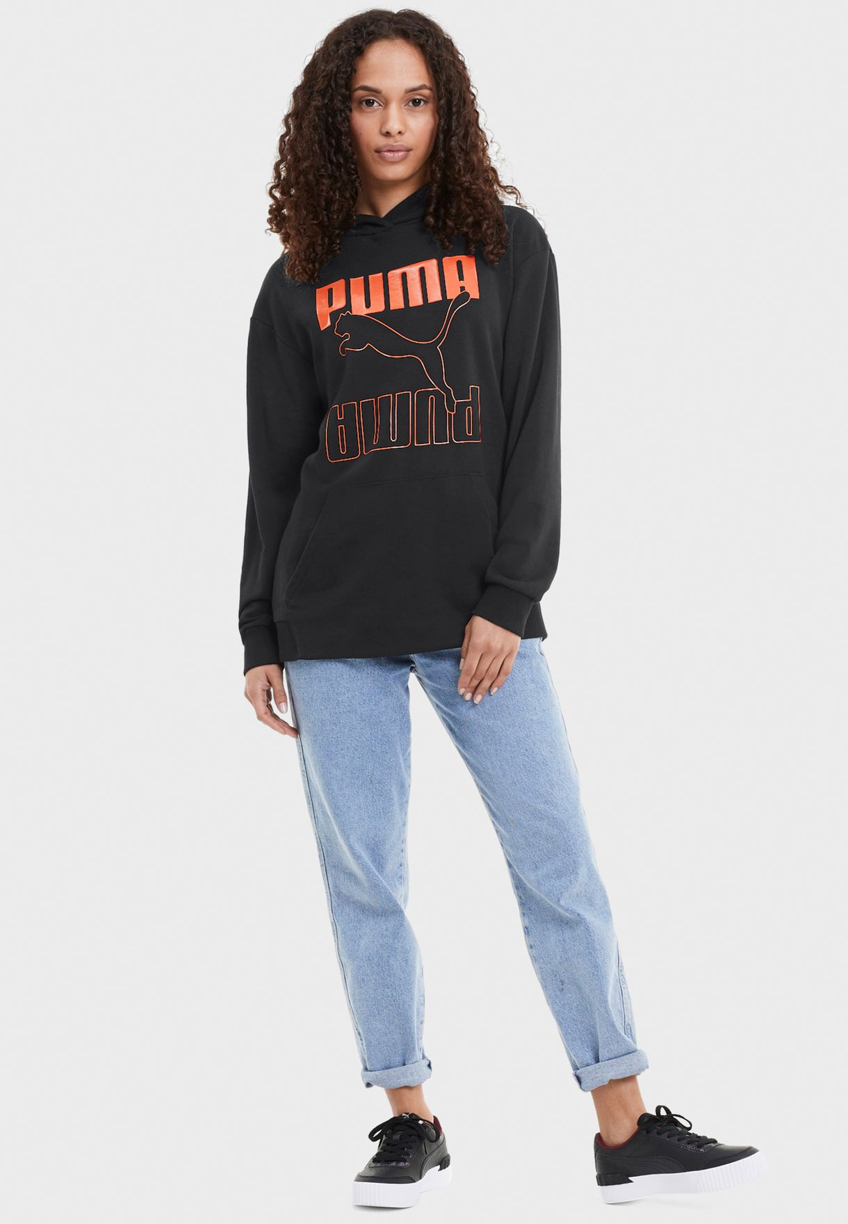Rebel Elongated Hoodie