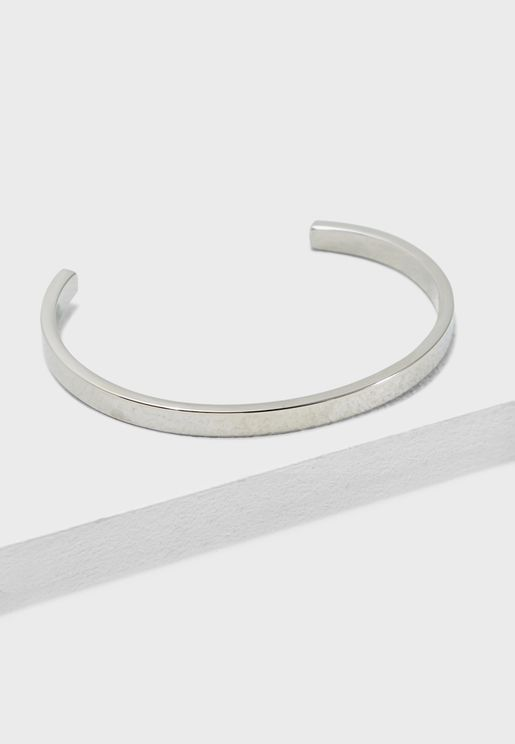 Logan Polished Bracelet
