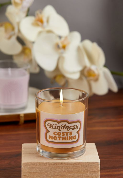 Set Of 2 Kindness Candle