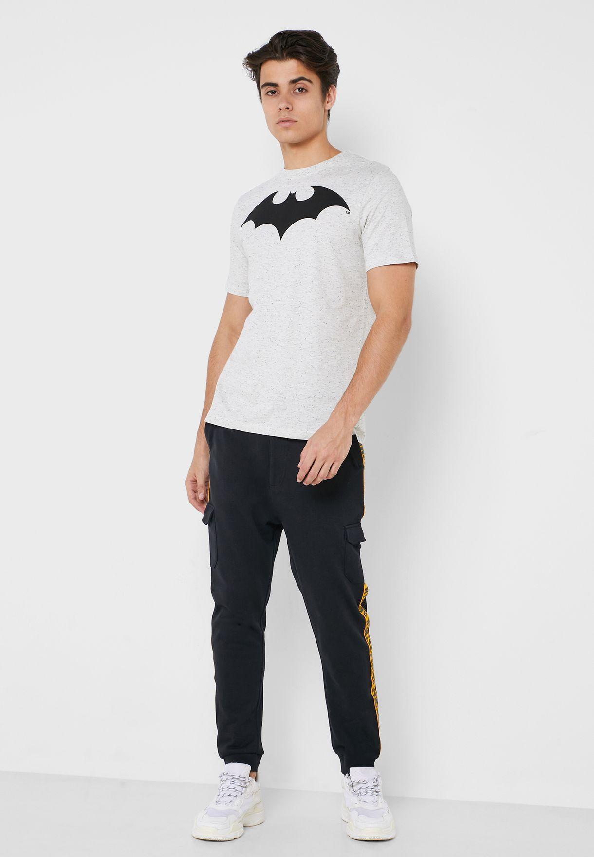 تيشيرت بشعار باتمان