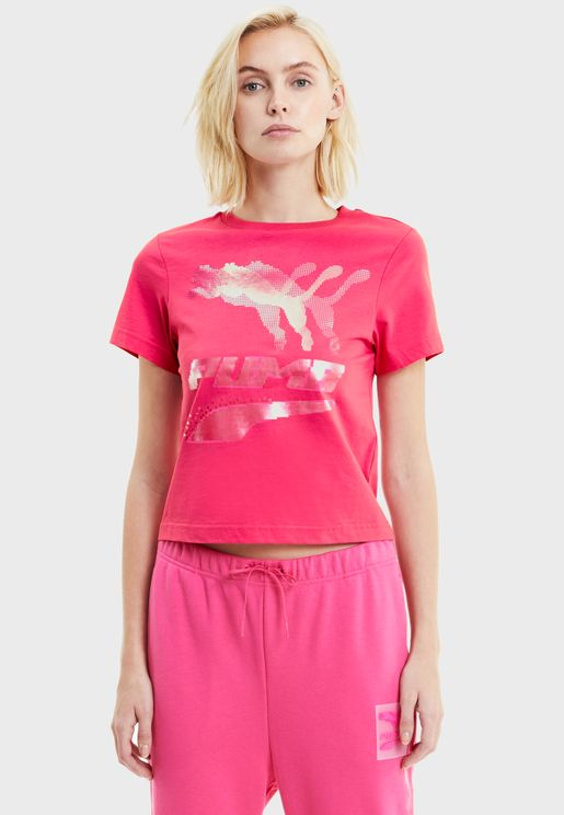 Evide Graphic T-Shirt