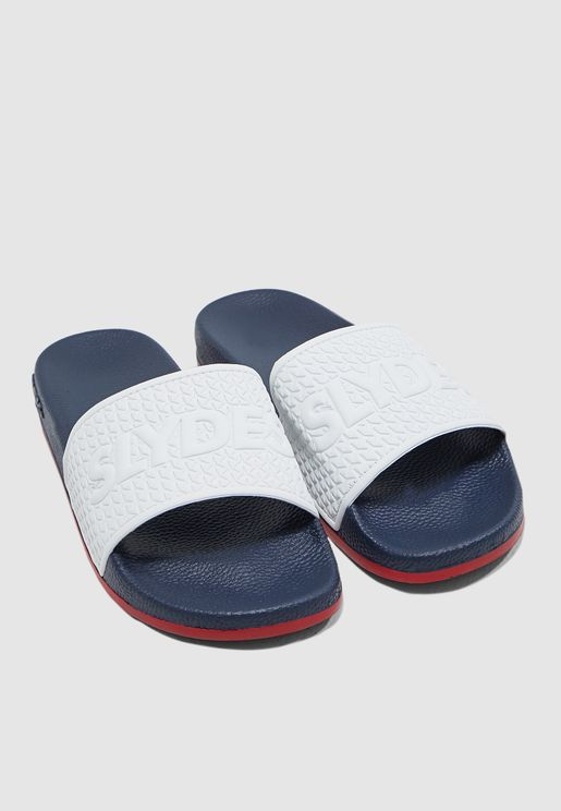 Cali Logo Pool Slides
