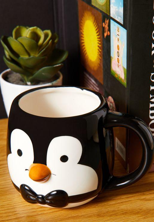 Disney Mary Poppins Penguin Shaped Mug