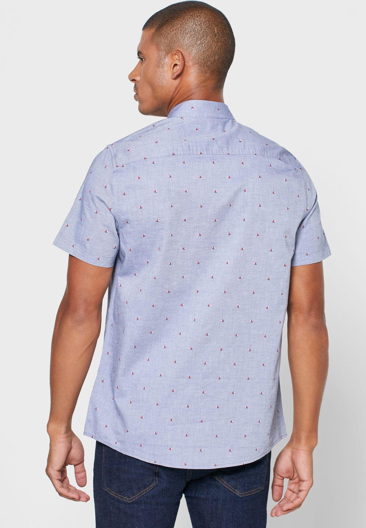 قميص سليم فت كلاسيكي
