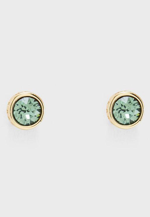 Sinaa Crystal Stud Earring