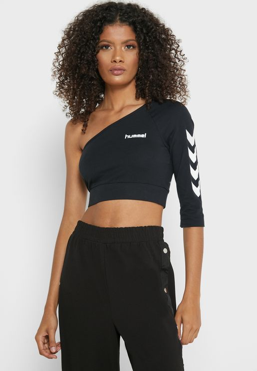 Vinni Cropped Top