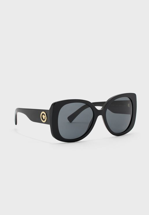 0VE4387 Oversized Sunglasses