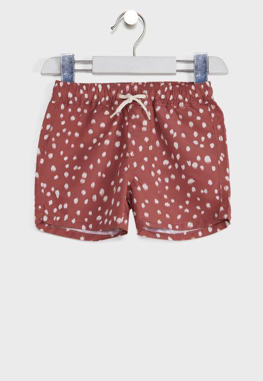 Kids Bailey Board Shorts