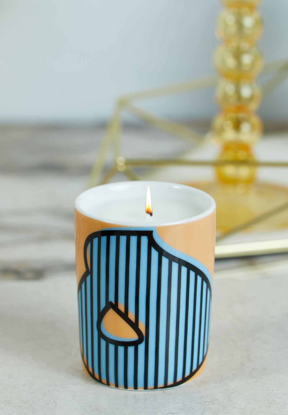 H Monogram Candle - 60g