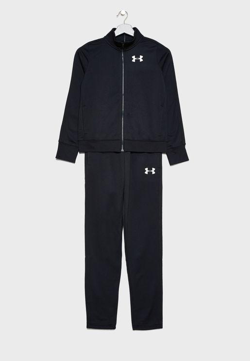 Youth Knitted Tracksuit
