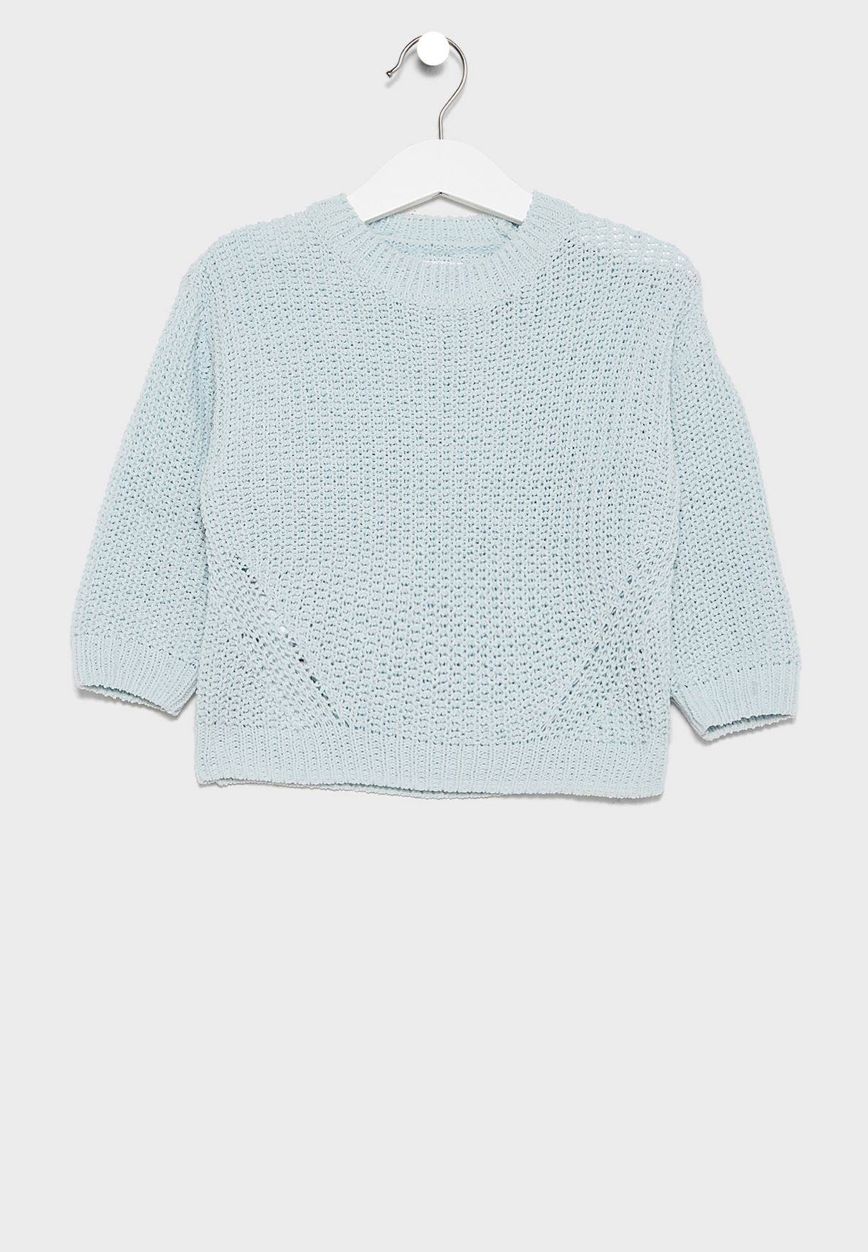 Infant Chenille Knit Sweater