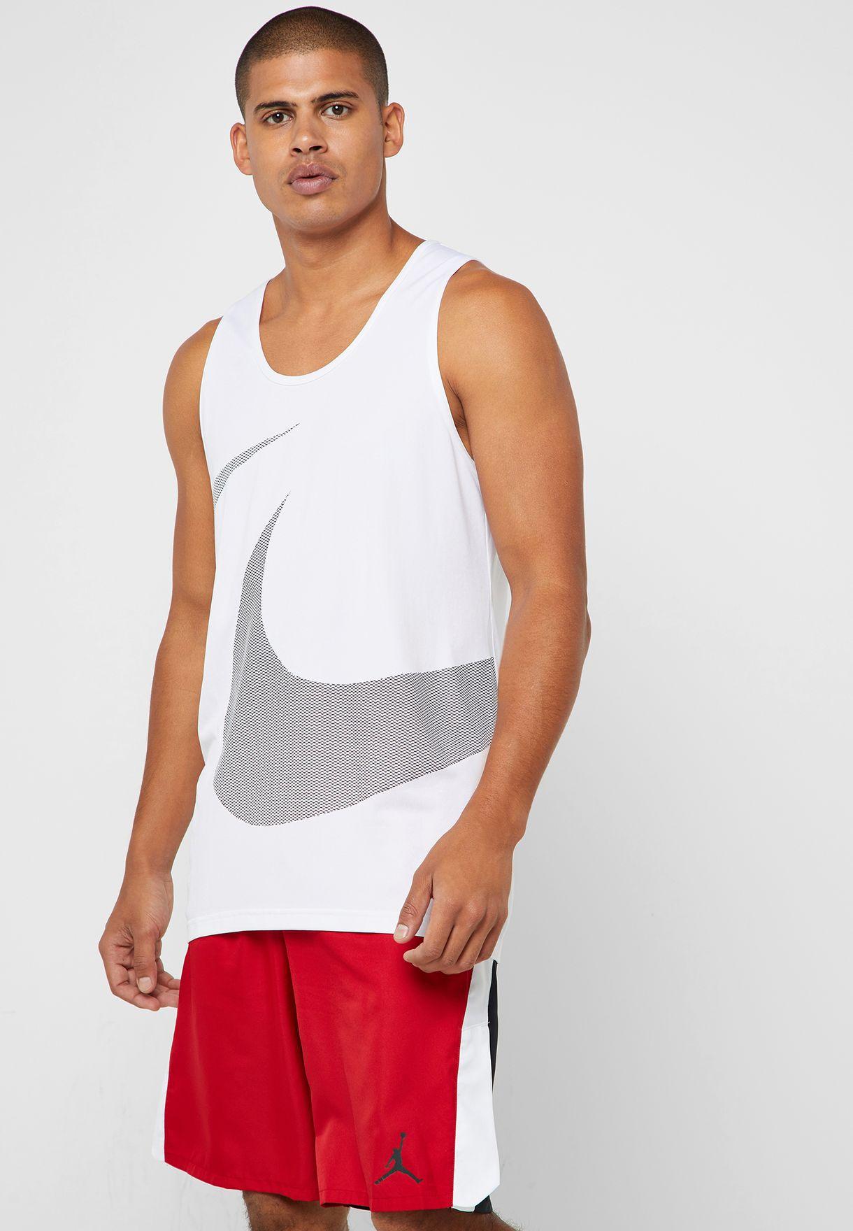 ed8980bb87622 Shop Nike red Jordan Dri-FIT 23 Alpha Shorts AJ1046-687 for Men in ...