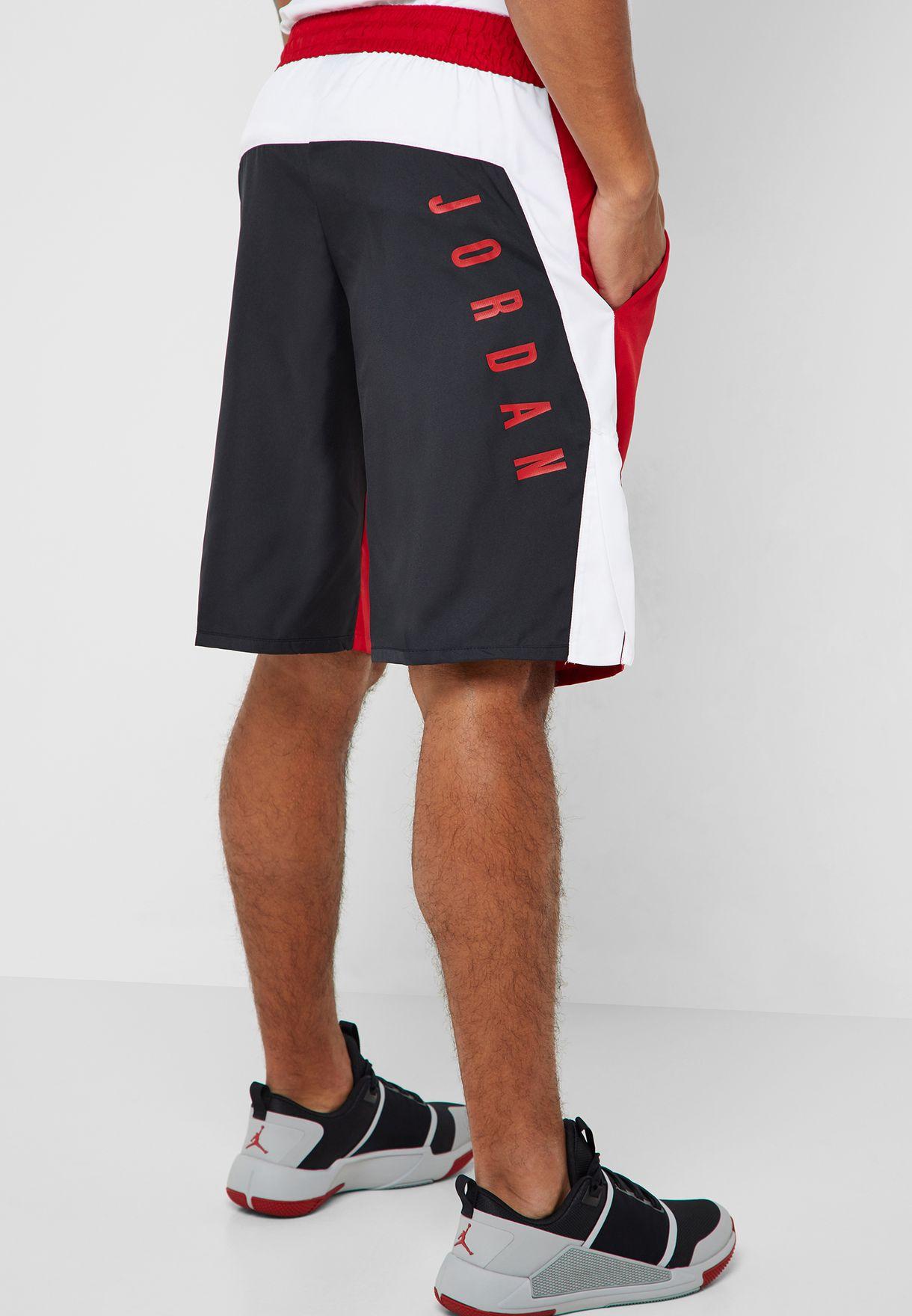 8cc2b60be5abf1 Shop Nike red Jordan Dri-FIT 23 Alpha Shorts AJ1046-687 for Men in ...