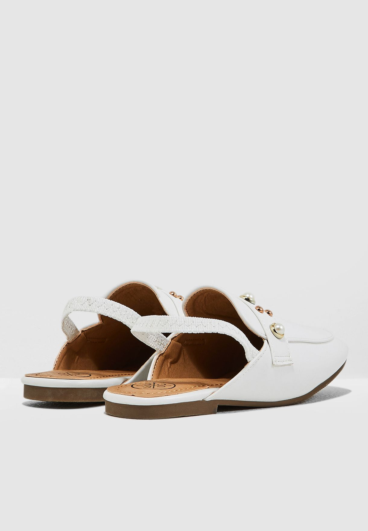 Ankle Strap Mules