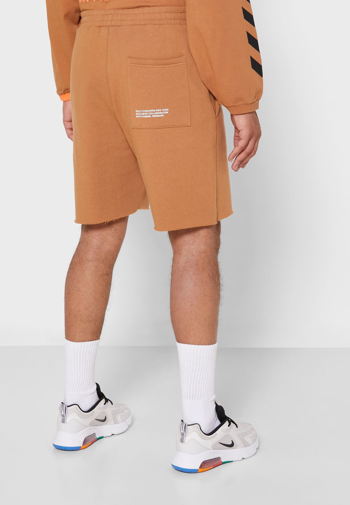 Willy Cut Off Shorts