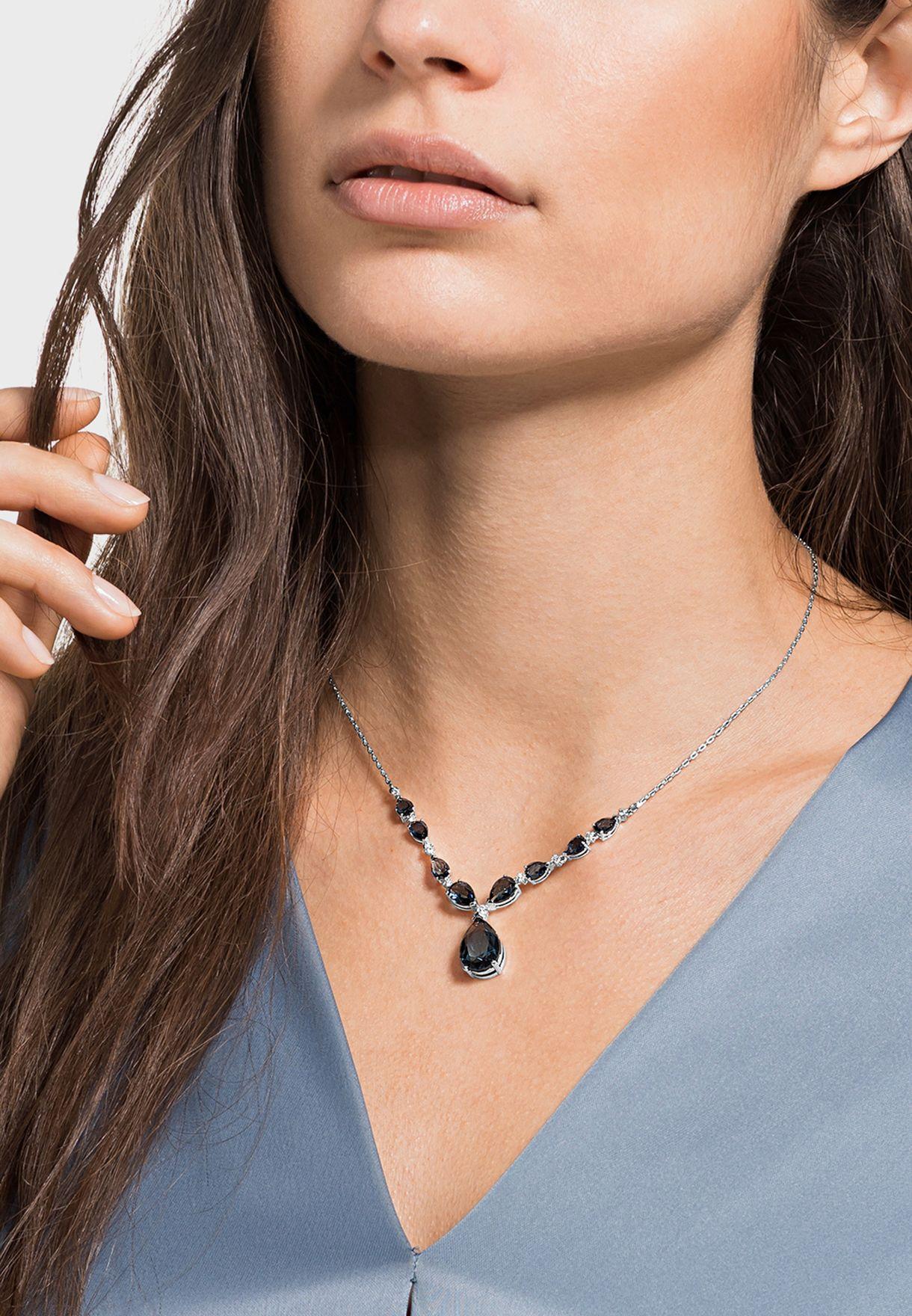 Vintage Drop Necklace