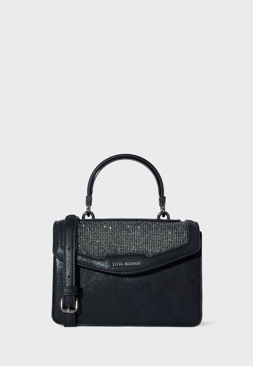 Evans Round Handle Satchel