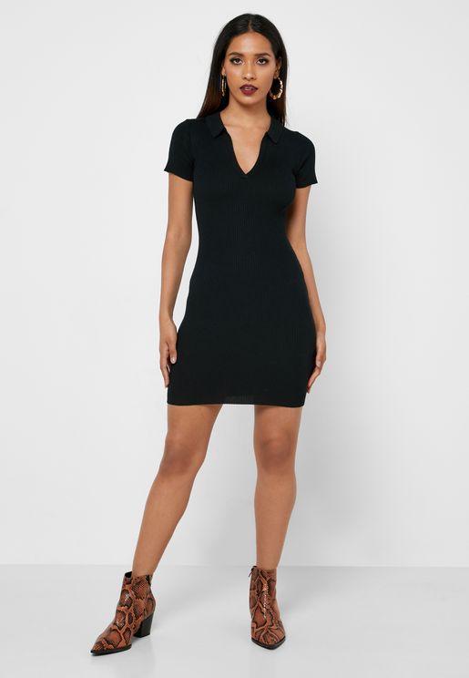 Bodycon T-Shirt Dress