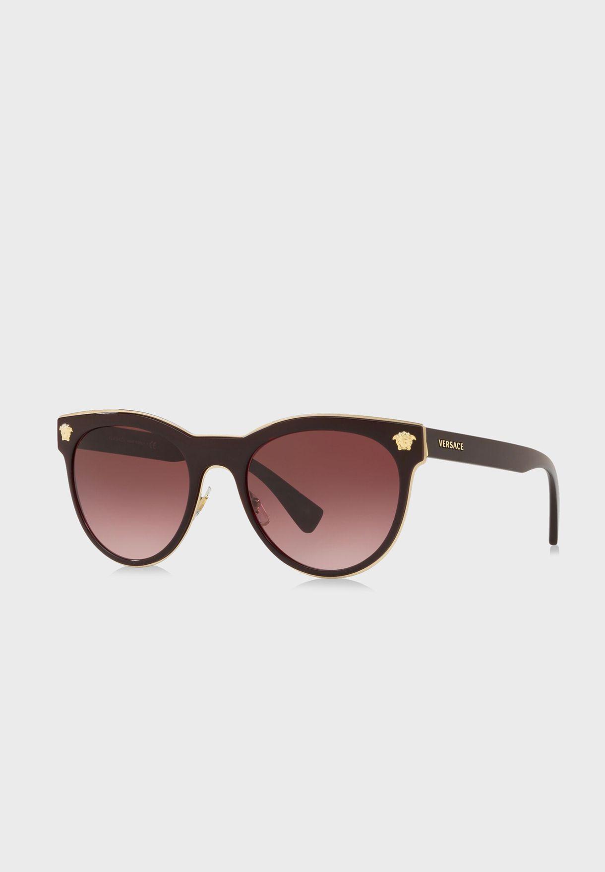 نظارة شمسية كلاسيكية 0VE2198